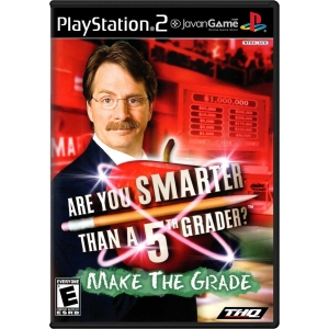 بازی Are You Smarter than a 5th Grader Make the Grade برای PS2