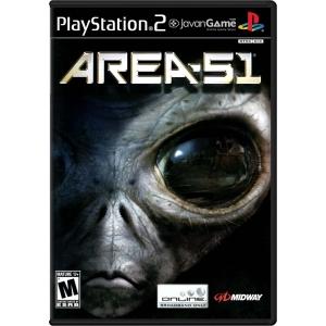 بازی Area 51 برای PS2