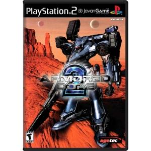 بازی Armored Core 2 برای PS2
