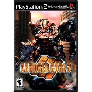 بازی Armored Core 3 برای PS2