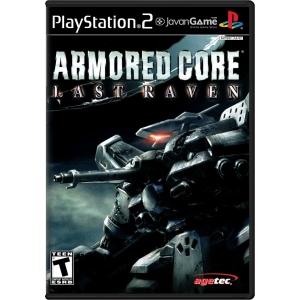 بازی Armored Core - Last Raven برای PS2