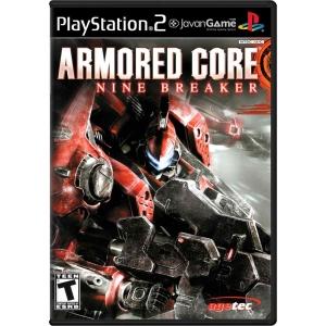 بازی Armored Core - Nine Breaker برای PS2