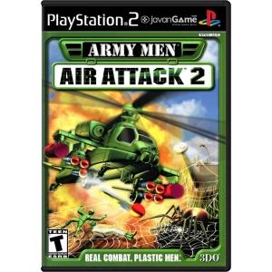 بازی Army Men - Air Attack 2 برای PS2