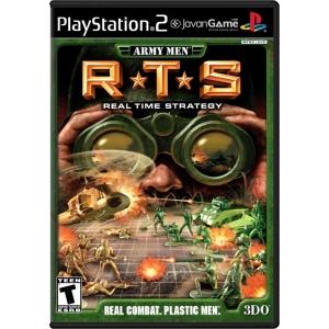 بازی Army Men - RTS برای PS2