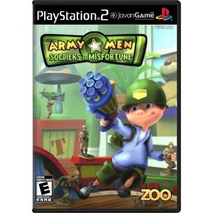 بازی Army Men - Soldiers of Misfortune برای PS2