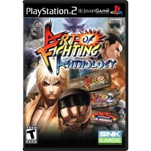 بازی Art of Fighting Anthology برای PS2