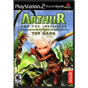 بازی Arthur and the Invisibles - The Game برای PS2