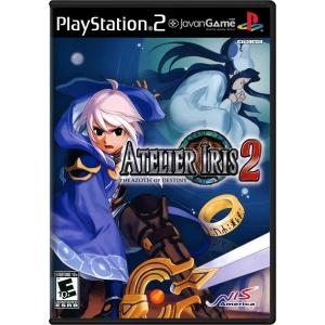 بازیAtelier Iris 2 - The Azoth of Destiny برای PS2