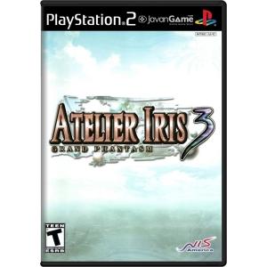 بازی Atelier Iris 3 - Grand Phantasmبرای PS2