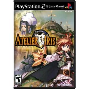 Atelier Iris - Eternal Mana for PS2