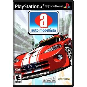 بازی Auto Modellista برای PS2