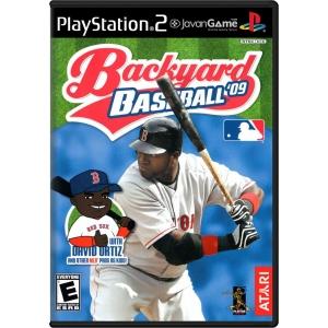 بازی Backyard Baseball '09 برای PS2