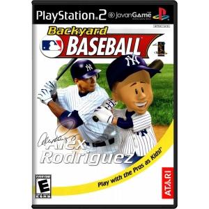 بازی Backyard Baseball برای PS2