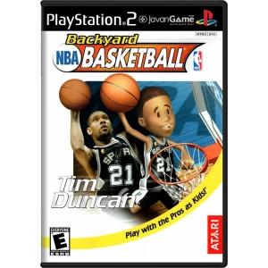 بازی Backyard Basketball برای PS2