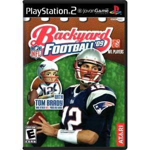بازی Backyard Football '09 برای PS2