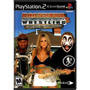 بازی Backyard Wrestling 2 - There Goes the Neighborhood برای PS2