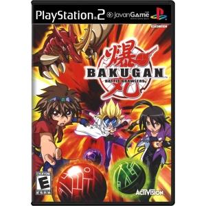 بازی Bakugan - Battle Brawlers برای PS2