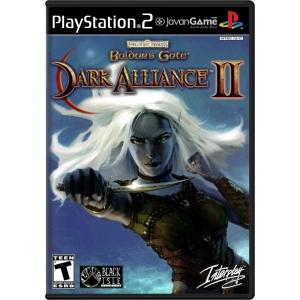 بازی Baldur's Gate - Dark Alliance II برای PS2