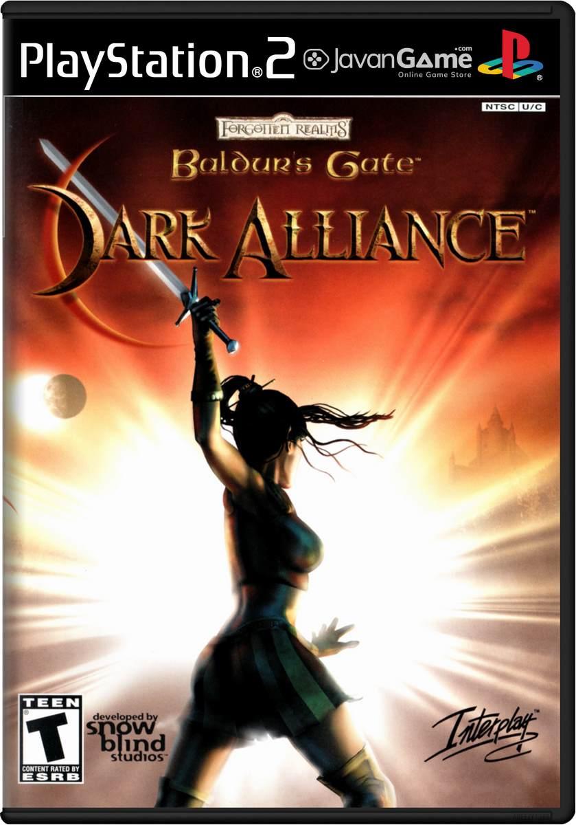 بازی Baldur's Gate - Dark Alliance برای PS2