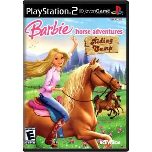 بازی Barbie Horse Adventures - Riding Camp برای PS2