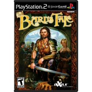بازی Bard's Tale, The برای PS2