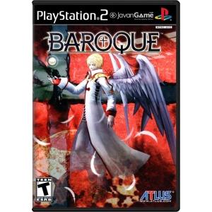 بازی Baroque برای PS2