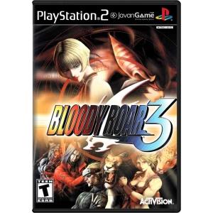 بازی Bloody Roar 3 برای PS2