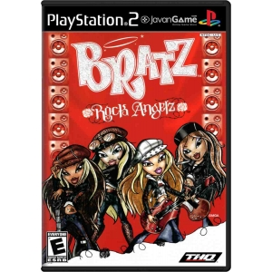 بازی Bratz - Rock Angelz برای PS2