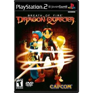 بازی Breath of Fire - Dragon Quarter برای PS2