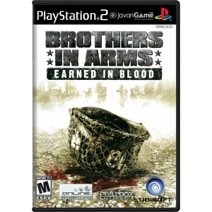 بازی Brothers in Arms - Earned in Blood برای PS2