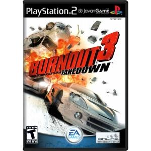 بازی Burnout 3 - Takedown برای PS2