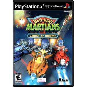 بازی Butt-Ugly Martians - Zoom or Doom برای PS2
