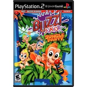 بازی Buzz! Junior - Jungle Party برای PS2