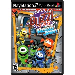 بازی Buzz! Junior - RoboJam برای PS2