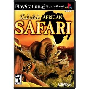 بازی Cabela's African Safari برای PS2