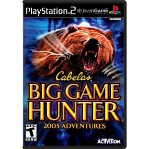 بازی Cabela's Big Game Hunter 2005 Adventures برای PS2