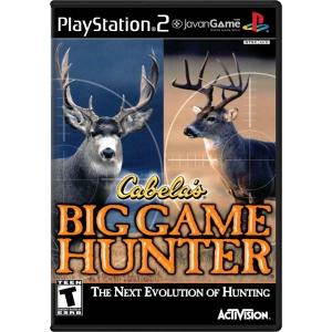 بازی Cabela's Big Game Hunter برای PS2