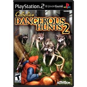 بازی Cabela's Dangerous Hunts 2 برای PS2