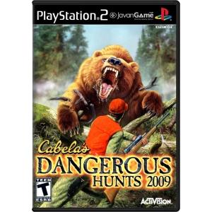 بازی Cabela's Dangerous Hunts 2009 برای PS2