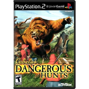 بازی Cabela's Dangerous Hunts برای PS2