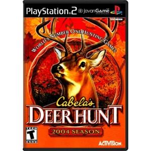 بازی Cabela's Deer Hunt - 2004 Season برای PS2