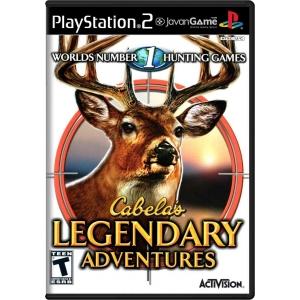 بازی Cabela's Legendary Adventures برای PS2
