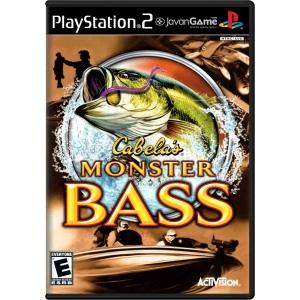 بازی Cabela's Monster Bass برای PS2