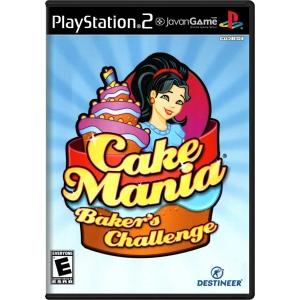 بازی Cake Mania - Baker's Challenge برای PS2