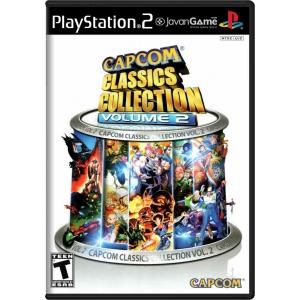 بازی Capcom Classics Collection Vol. 2 برای PS2