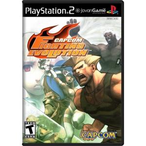 بازی Capcom Fighting Evolution برای PS2