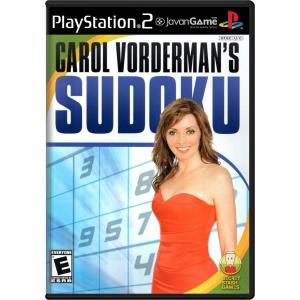 بازی Carol Vorderman's Sudoku برای PS2