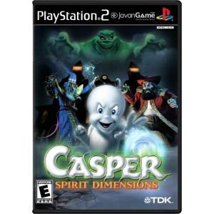 بازی Casper - Spirit Dimensions برای PS2