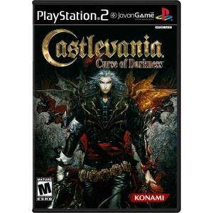 بازی Castlevania - Curse of Darkness برای PS2