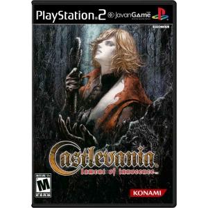 بازی Castlevania - Lament of Innocence برای PS2